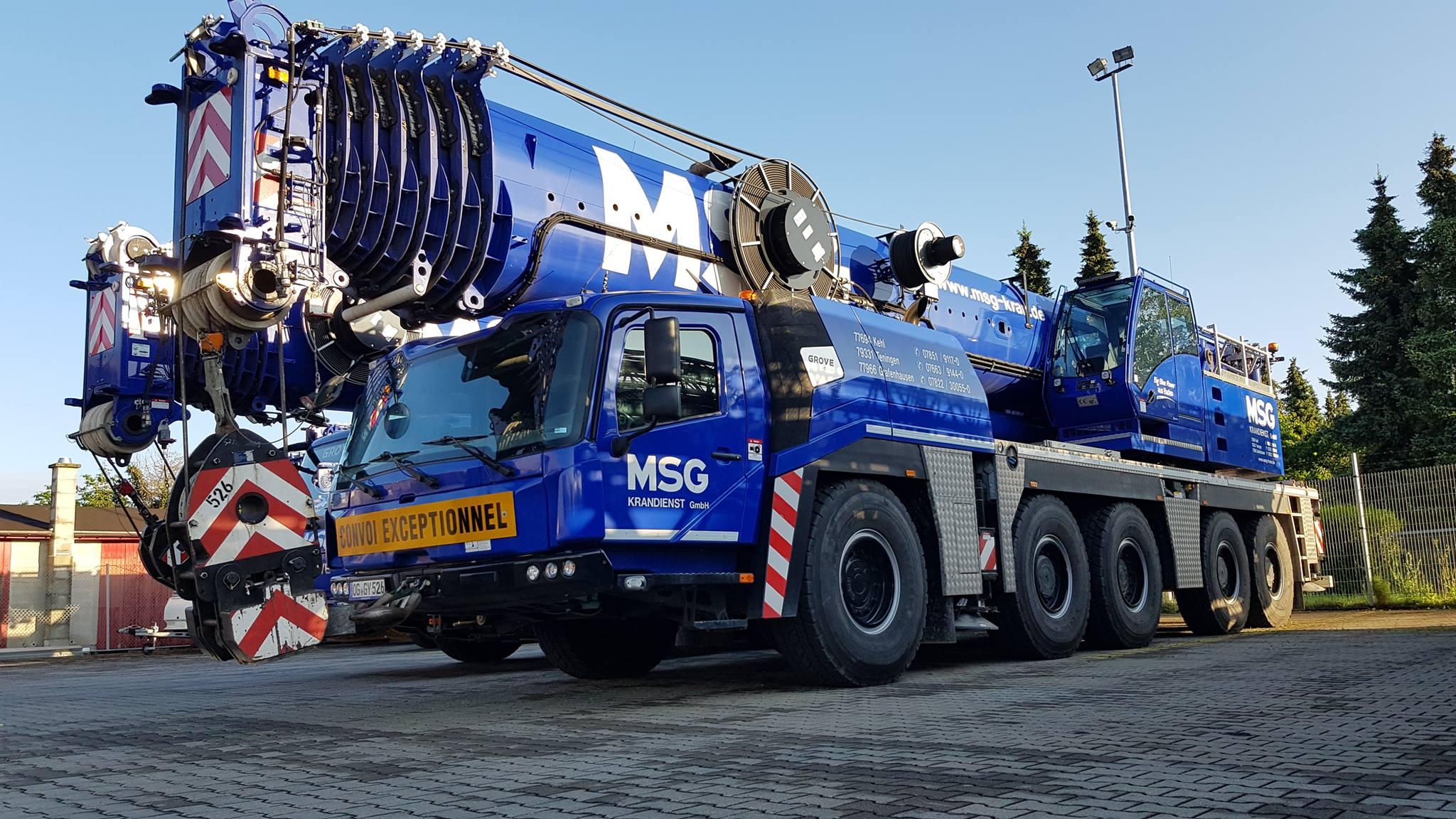 500-Tonnen-Autokran